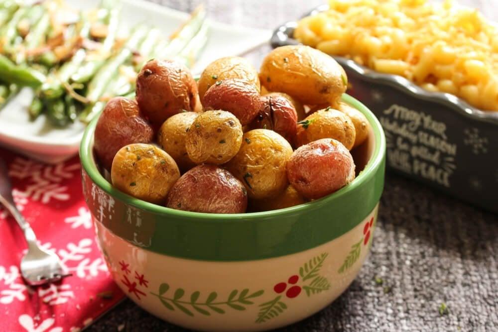 Протеины и картофельные шарики