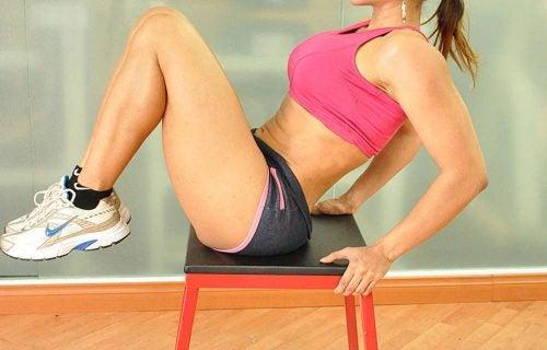 Лишние килограммы и упражнения