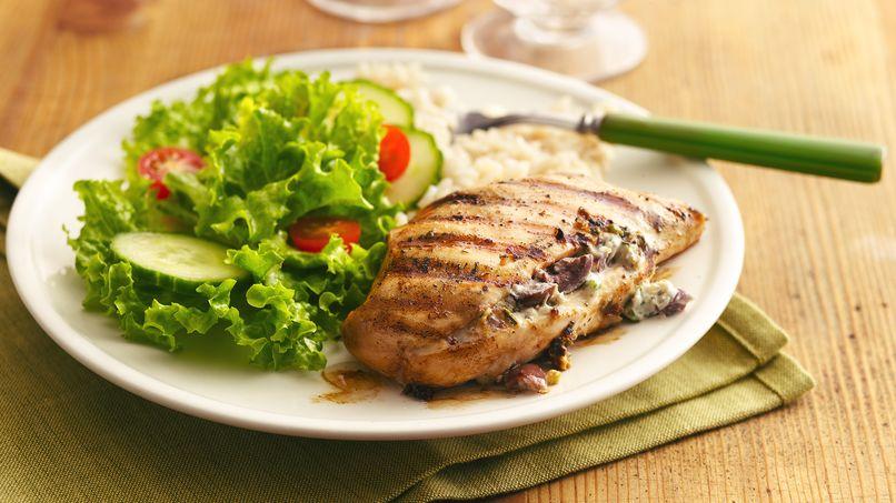 Здоровое питание и куриная грудка