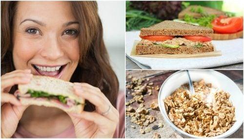 Завтрак: 5 полезных рецептов, чтобы начать день с пользой