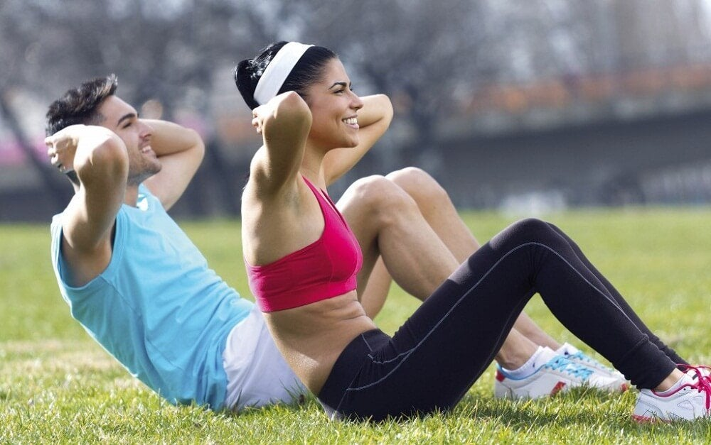 Геморрой и физические упражнения