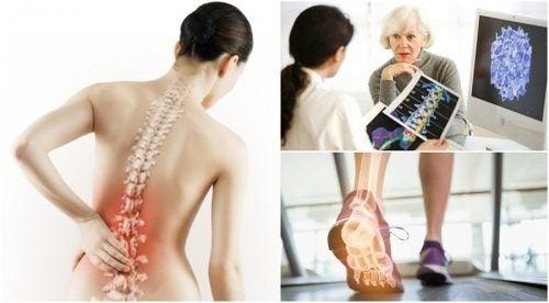 Остеопороз вызывает боль в спине