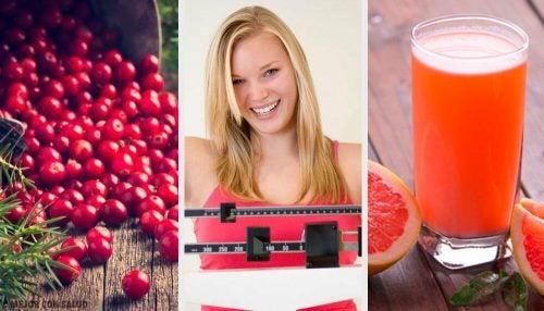 6 фруктов, которые помогают избавляться от лишнего веса