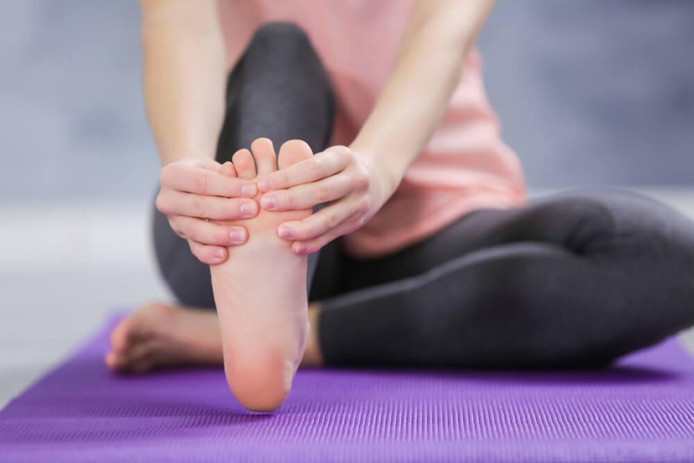 Массаж и безупречные ноги