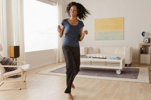 Лишние килограммы и танцы