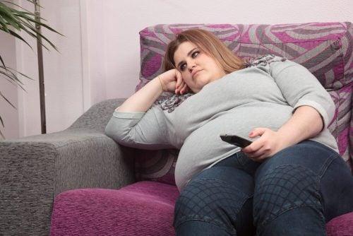 Причины ожирения и витамин D