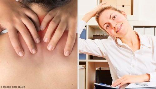 6 простых упражнений, которые облегчат боли в шее