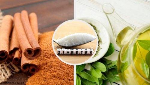 7 растений для регулирования уровня сахара в крови