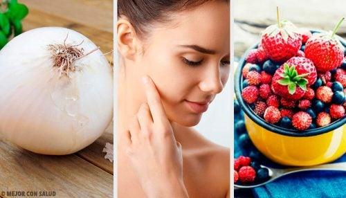 Молодость кожи: 8 продуктов, которые содержат коллаген