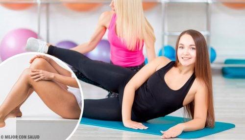 Стройные ноги: комплекс упражнений специально для вас