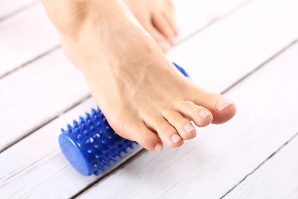 Упражнения для ступней и косточка на ноге