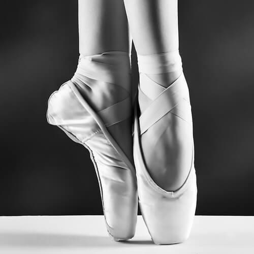 Занятия балетом и косточка на ноге