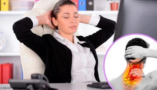 Узнайте, как вылечить контрактуру в области шеи