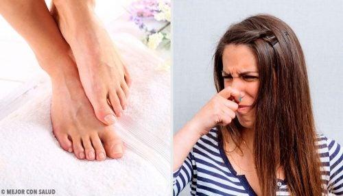 Неприятный запах ног: 11 способов избавления от проблемы