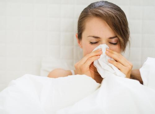 Противовирусное средство из имбиря и простуда