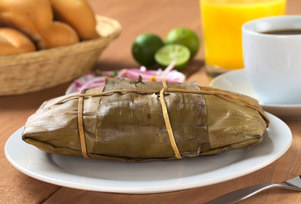 Рецепт тамале