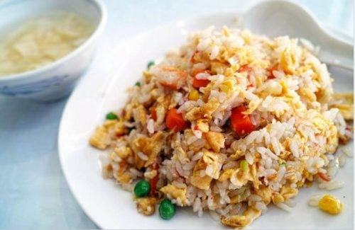 Рецепт на каждый день: откройте для себя рис по-китайски