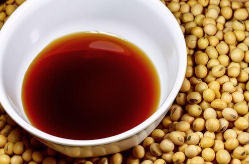 Рис по-китайски и соевый соус