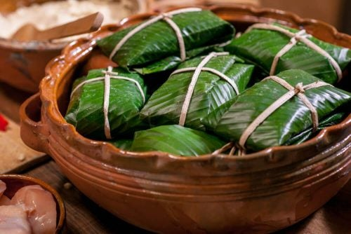 Новый рецепт для вас: домашний тамале