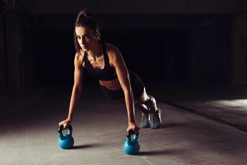 Тренировки помогут ускорить обмен веществ