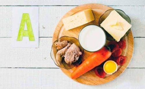 Витамин А и продукты укрепят иммунитет