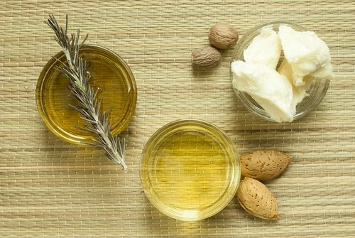 Масло карите и увлажнение кожи