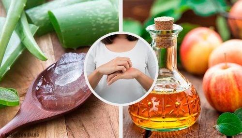 Грибок кожи: 15 натуральных средств для борьбы с ним