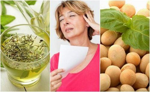 5 натуральных продуктов для облегчения симптомов при менопаузе