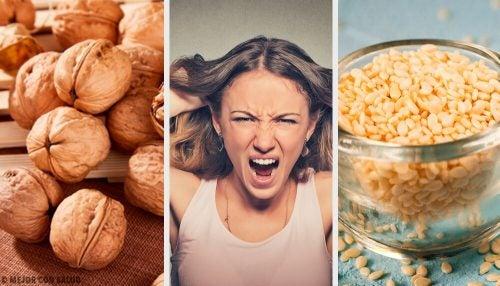 7 продуктов, которые помогут улучшить настроение