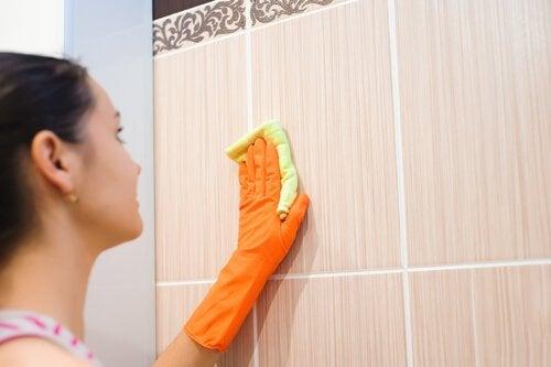 5 экологичных решений для очищения плиточных швов!
