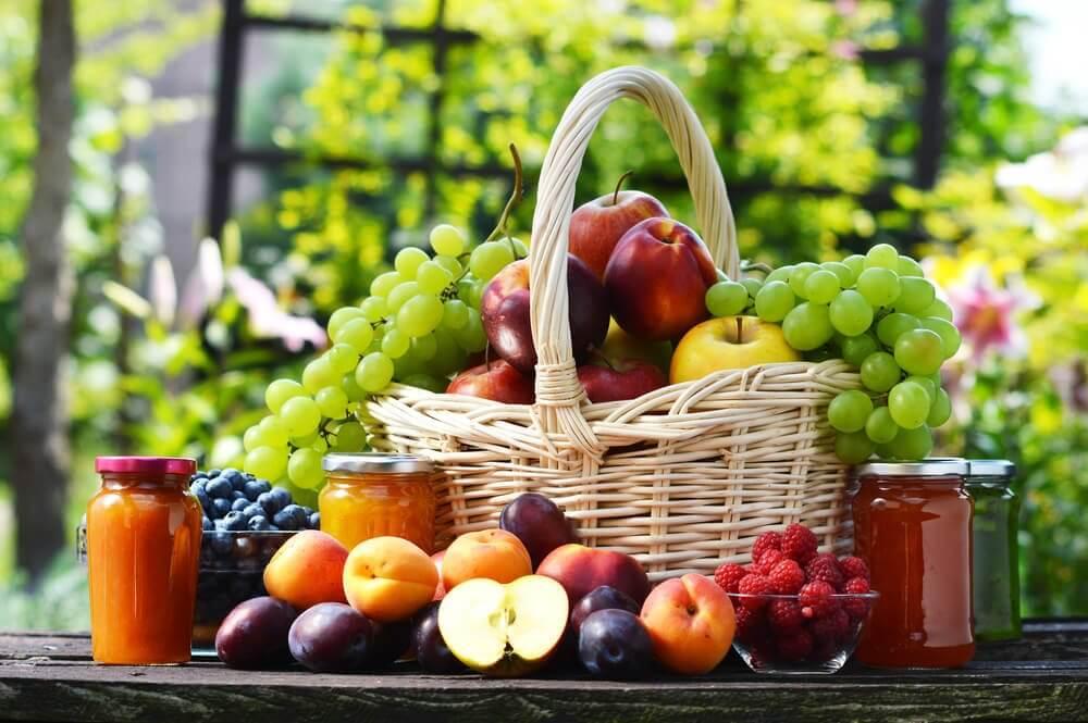Фрукты и щелочная диета