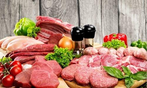 Мясные полуфабрикаты несовместимы с щелочной диетой