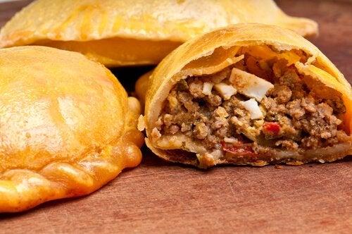 Рецепт пирога с мясом по-чилийски