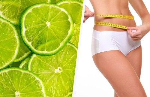 Почему лимон помогает похудеть