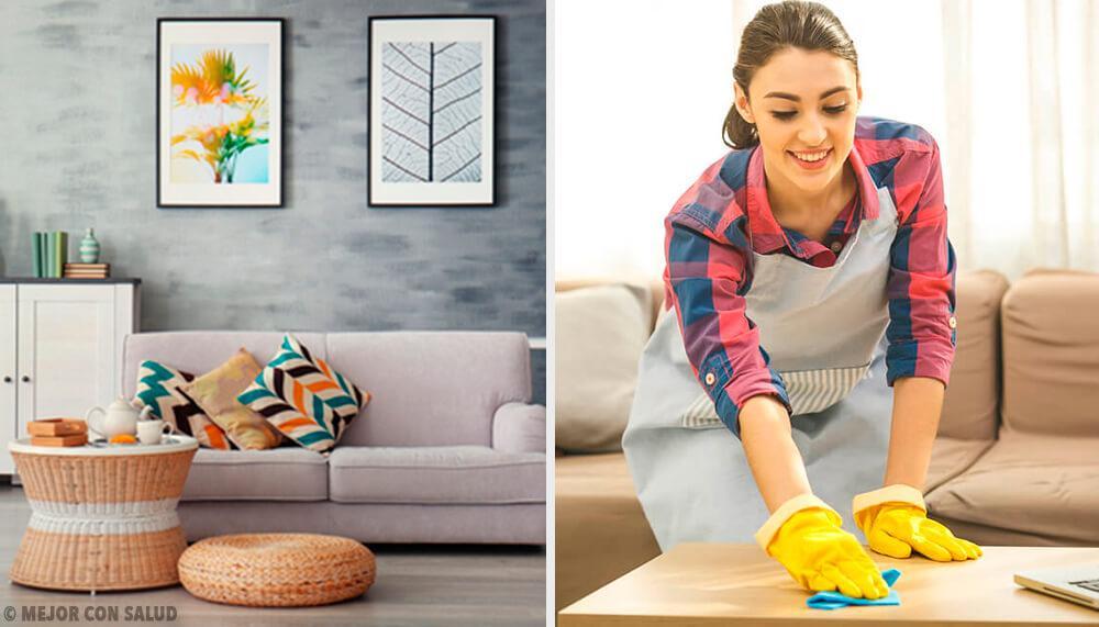 5 привычек, которые помогут вам поддерживать порядок в доме!
