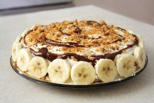Десерт из банана: рецепты на любой вкус