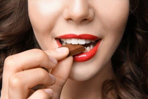 Какао или темный шоколад помогут улучшить настроение