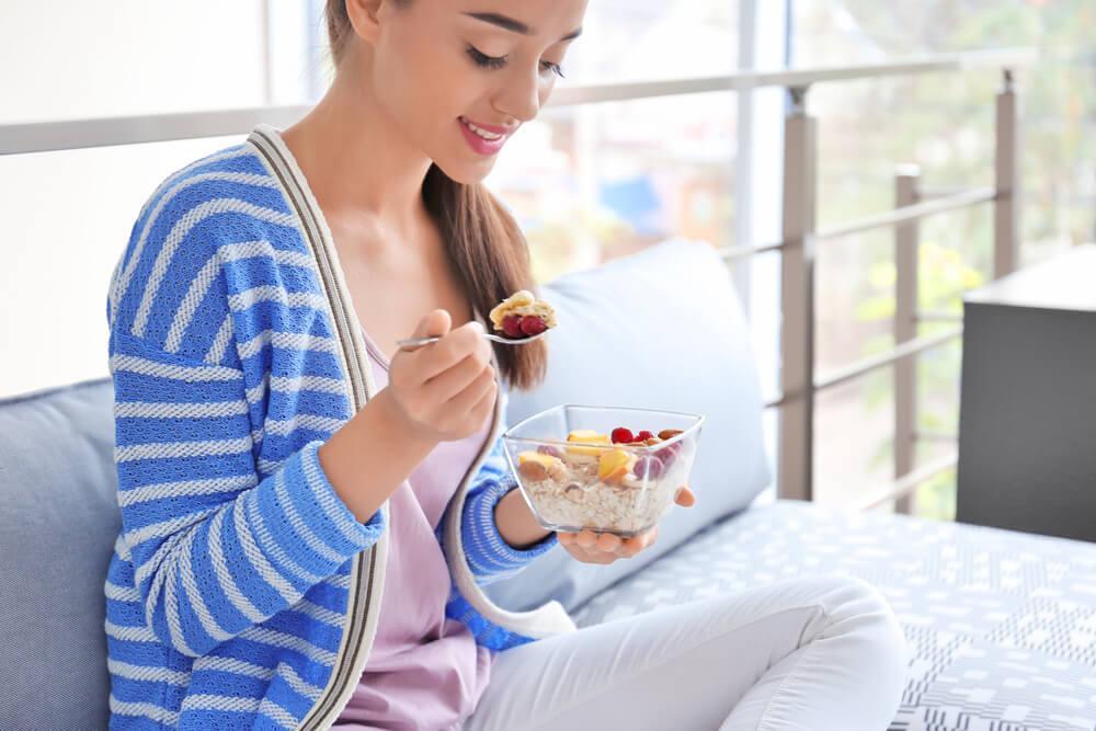 Овсяная диета: избавьтесь от лишних килограммов!