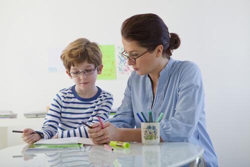 Проблемы с обучением у ребенка