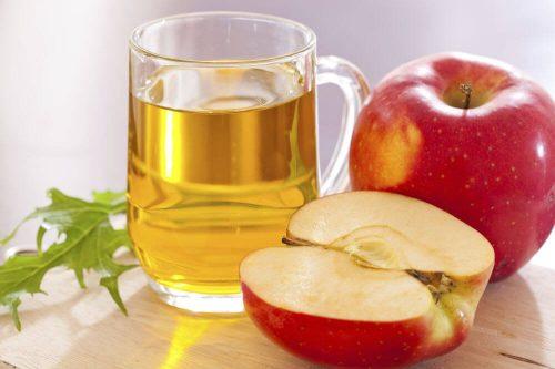 Жировая инфильтрация печени и яблочный уксус