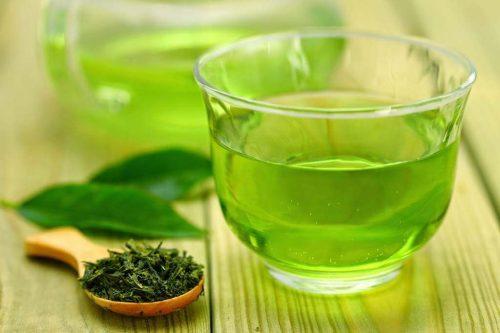 Жировая инфильтрация печени и зеленый чай