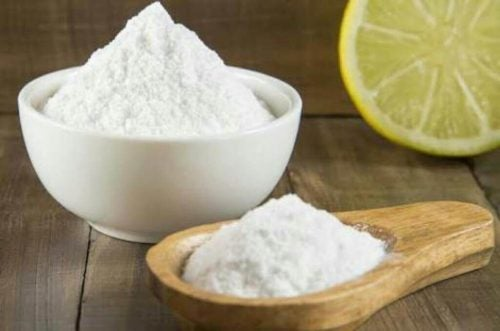 Пищевая сода поможет устранить перхоть