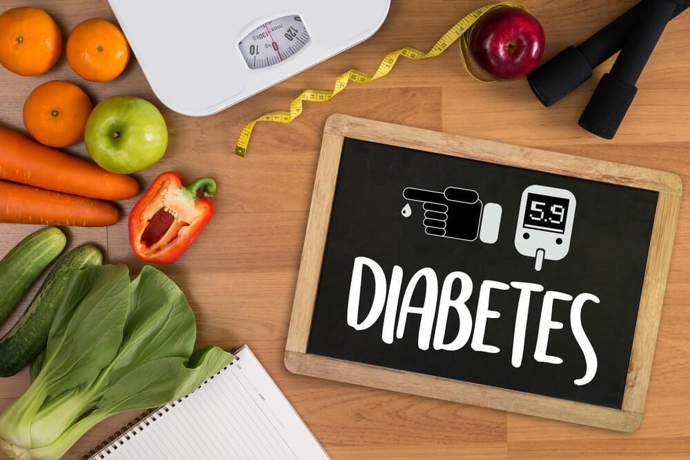 Здоровая диета для борьбы с лишним весом при диабете