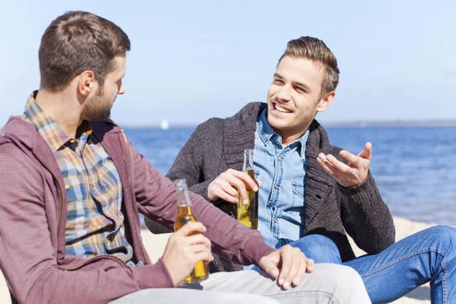 Избавиться от негативных мыслей вместе с другом