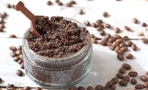 кофе против растяжек