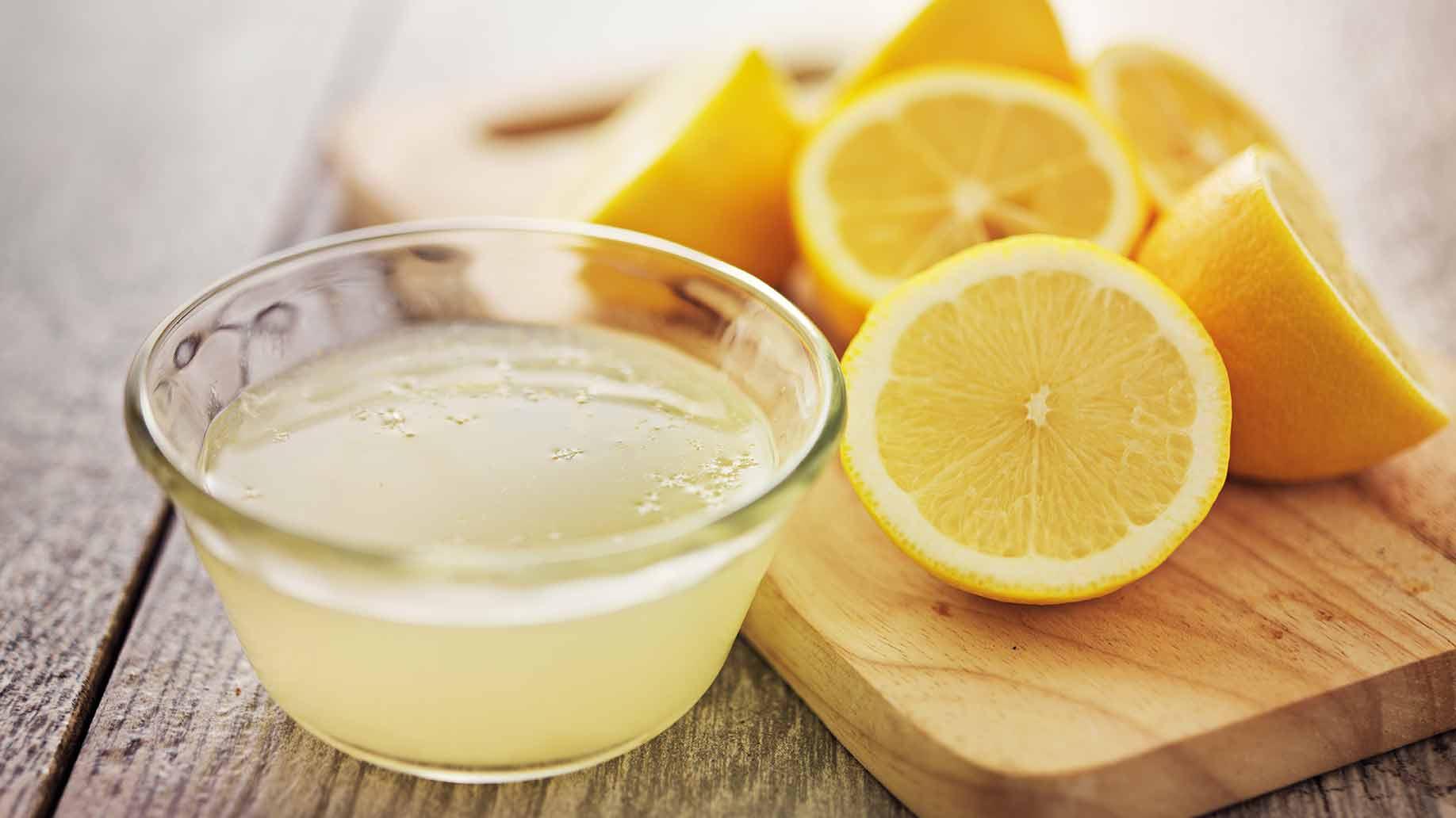 Продезинфицировать спальню с лимоном
