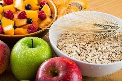 Продукты, которые содержат клетчатку и помогут похудеть