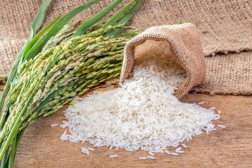 Что такое зеленый рис