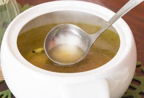 Откройте для себя диетический суп из капусты