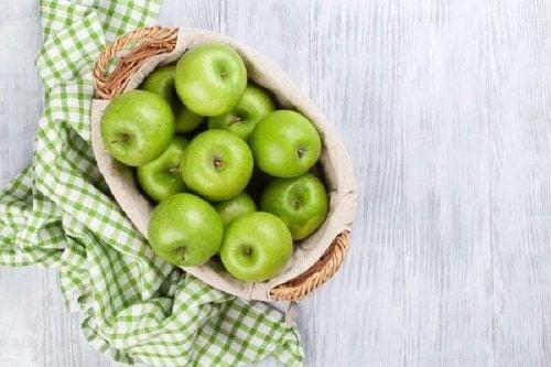 Яблоки чтобы очистить кишечник